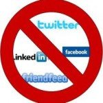 Banned Social Media