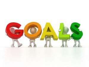 Short-Term Goal Setting Clip Art