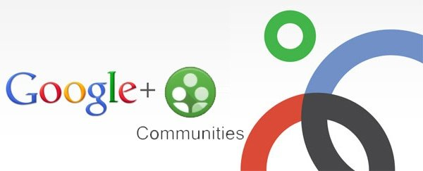 Google Plus Communities Logo