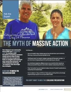 Myth of Massive Action