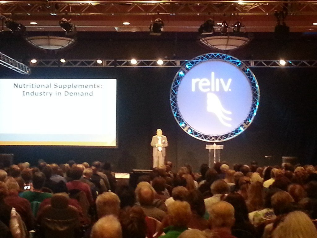 Reliv Impact East