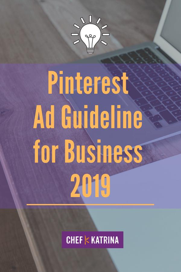 8aeda790af3 Pinterest Ad Guidelines for Business 2019