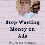 Build your Blog and then your ads.
